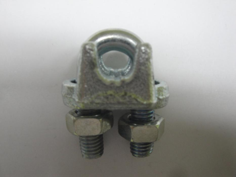 Galvanized JIS type Drop Forged Wire Rope Clips